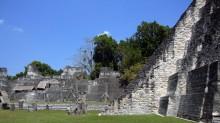 Tikal, un lugar mágico.  / foto Alberto Gil