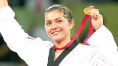 La doble medallista olímpica encabezará la delegación mexicana en el Campeonato Mundial de Taekwondo.