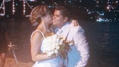 Los novios cumplieron su sueño, realizaron su boda a la orilladel mar.