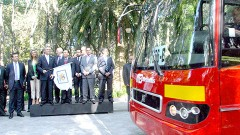 La línea 5 del Metrobús comunicará al norte con la región de San Lázaro a lo largo del Gran Canal.