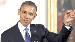 """El presidente de EU, Barack Obama, se congratuló por la captura del """"Z-40"""""""