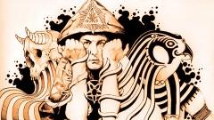 A mediados de siglo pasado, Aleister Crowley fue uno de los precursores de la magia negra