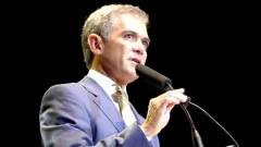 Miguel Ángel Mancera, jefe del GDF, presentó sus proyectos de obras ante los mandatarios de las tres entidades que integran la zona metropolitana.