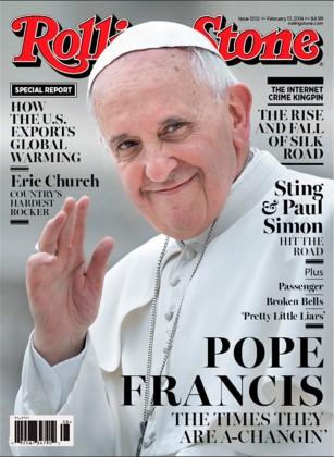 """En menos de un año desde el inicio de su pontificado, el papa Francisco ha hecho mucho para distinguirse de los papas del pasado y establecerse como el papa del pueblo"""", afirma la publicación."""