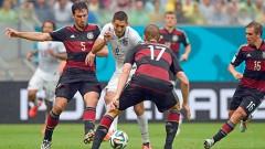 Recife, Brasil.- Alemania y Estados Unidos se enfrentaron ayer en la Arena Pernambuco de esta ciudad. Los germanos ganaron por 1-0 y ambos equipos pasan a octavos de final.