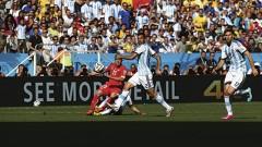 Sao Paulo, Brasil.- En un trepidante partido que se fue a tiempos extra, la selección de Argentina derrotó 1-0 a Suiza. (Foto: Getty Images).
