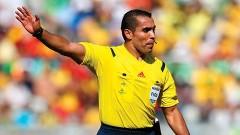 Marco Rodríguez fue designado por la FIFA para dirigir el primer partido de semifinales de la Copa del Mundo Brasil 2014.
