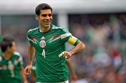 El defensa Rafael Márquez se mostró feliz por volver al Nou Camp para el torneo Joan Gamper, donde jugará con su actual equipo, el León.