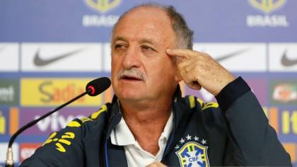 Luiz Felipe Scolari dice que por el momento está concentrado en el partido del sábado, por el tercer lugar.