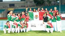 La selección mexicana de futbol femenil obtuvo la medalla de bronce al derrotar a su similar de Eslovaquia por marcador de 3-1.