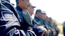 Elementos de la Fuerza Rural fueron atacados durante la madrugada de ayer en un puesto de vigilancia del municipio de Huetamo.
