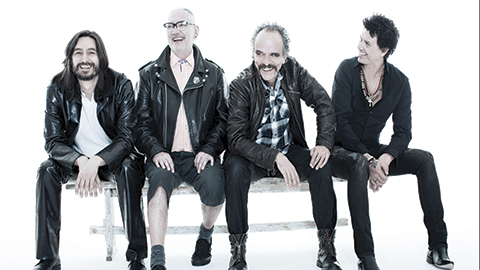 Como ya es garantía y todo un clásico en sus shows, la banda tocará lo más esencial de su historia.