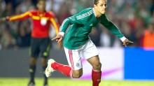 """Javier """"Chicharito"""" Hernández es uno de los integrantes de la legión extranjera llamados a integrar la selección nacional."""