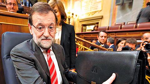 Ese mismo día, el gobierno de Rajoy puso en marcha la maquinaria legal para intentar frenarlo.