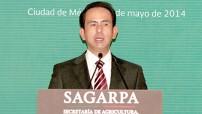 El subsecretario de Alimentación y Competitividad de Sagarpa, Ricardo Aguilar Castillo.