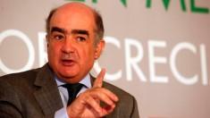 Luis Téllez, presidente de la Bolsa Mexicana de Valores.