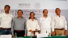 Enrique Ochoa, Ildefonso Guajardo, Claudia Ruiz Massieu, David Korenfeld y Héctor Barraza.