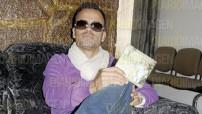 La estrella de pop colombiano Diego Arango, triunfa una vez más en México. (Foto: Arturo Arellano)