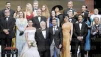 """La historia de """"Muchacha italiana viene a casarse"""" está basada en una telenovela argentina del año 1969 y promete ser un éxito seguro. (Fotos: Arturo Arellano)"""