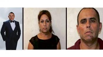 Ya se encuentran detenidos Alma Delia Chávez Guerrero y Yahir Alfredo Sandoval, esposa y amante, respectivamente, quienes asesinaron al trompetista de la Banda El Recodo, Aldo Sarabia.