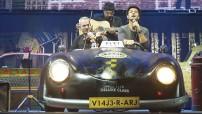 """""""Historia de taxi"""" fue uno de los temas más coreados por las 10 mil gargantas que se dieron cita en el Auditorio Nacional. (Fotos: César Vicuna/Ocesa)"""