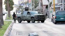 Elementos del Ejército Mexicanorepelieron en Reynosa, Tamaulipas, la agresión de un grupo armado y abatió a tres delincuentes.