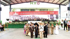 En el 102 Aniversario del inicio de la Revolución Mexicana, el ayuntamiento de Huixquilucan entregó el Premio Municipal del Deporte 2014.