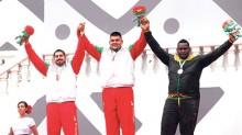 México consiguió el 1-2 en el lanzamiento de bala gracias al accionar de Mario Cota y Stephen Sáenz, quienes ganaron medalla de oro y de plata, respectivamente.