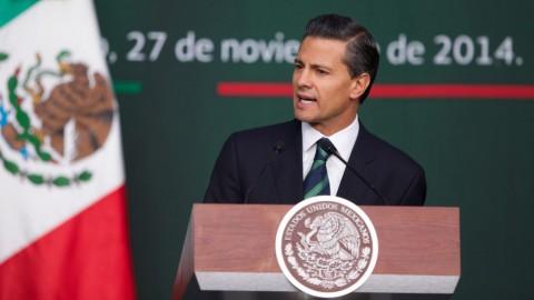 El presidente Enrique Peña Nieto envió un mensaje a la nación y presentó un paquete de diez propuestas para fortalecer el estado de Derecho.