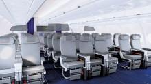 La nueva clase económica Premium de la aerolínea alemana.