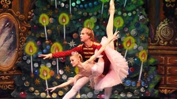 El ballet presenta dos funciones los días 19, 20 y 21 de diciembre en el Teatro 1 del Centro Cultural (antes Telmex).