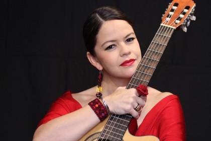 La cantante ofrecerá show en el Foro del Tejedor (El Péndulo) el próximo 14 de enero a las 20:30 horas.
