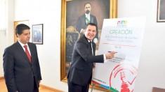 Naucalpan es de los primeros ayuntamientos que crean una instancia para atender asuntos religiosos, informó el alcalde David Ricardo Sánchez Guevara.