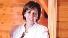 """""""La Cocoa"""", Luisa María Calderón, hermana del ex presidente Felipe Calderón, sumó el apoyo de todos los aspirantes panistas al gobierno de Michoacán y se convirtió en virtual candidata."""