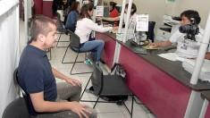 Del 5 al 10 de enero, cerca de un millón 300 mil personas realizaron algún trámite para obtener su credencial para votar.