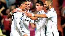 El Real Madrid se convirtió en el primer club que obtiene más de 200 millones por derechos de televisión.