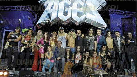 """La producción de """"La era del rock"""" no reservó los boletos para la prensa, a la cual invitó a su función de reestreno. (Foto: Archivo)"""