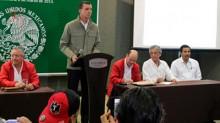 Guillermo Haro Bélchez, titular de la Profepa, dio a conocer que la sanción económica es resultado de 55 irregularidades de la minera.