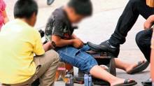 Cientos de niños son explotados en varios municipios del Estado de México y en el Distrito Federal.