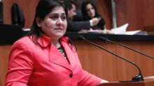 Diva Gastélum, presidenta de la Comisión para la Igualdad de Género del Senado.