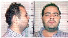 Es la segunda ocasión que autoridades federales aprehenden Rodrigo Vallejo Mora. Fue atrapado cuando acudió a firmar a un juzgado federal adscrito en Morelia.