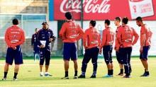 La selección de Chile quiere dar ese paso al tan ansiado título en Copa América, cuando se vea las caras este lunes con su similar de Perú.