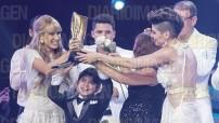 El pequeño Nartoomid verá cumplirse su sueño con el premio de 850 mil pesos en especie.