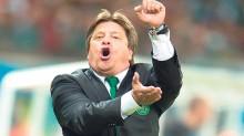 """Pese a los resultados negativos, """"El Piojo"""" Herrera afirma que seguirán las pruebas en la Selección Nacional."""