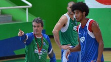 Los basquetbolistas mexicanos se van a partir el alma por marcar la proeza de clasificar por primera vez en 40 años a una justa veraniega, asegura Sergio Valdeolmillos.
