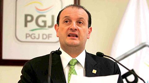 El procurador Rodolfo Ríos Garza informó de la detención de otro implicado en multihomicidio de la colonia Narvarte.