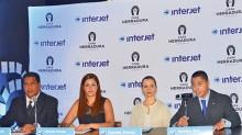 Juan Manuel Solís, Michelle Paredes, Gabriela Jiménez y Francisco Arias.