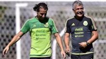 """El Tri del """"Tuca"""" Ferreti irá con todo ante Trinidad y Tobago y Argentina."""