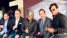 Durante la conferencia de Ring & Rock StAAArs 4.
