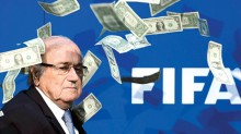 Patrocinadores de la FIFA, como Coca Cola y Mc Donalds demandaron la salida de Blatter con carácter inmediato.